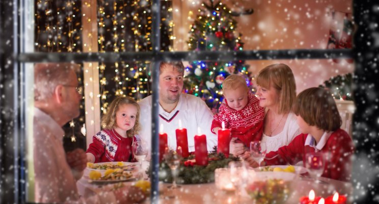 How to Survive Holiday Family Madness by Jennifer Guttman, PsyD