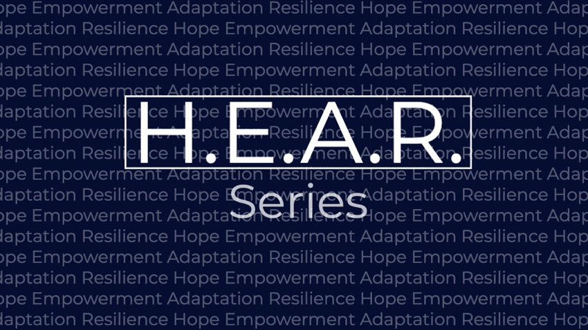 Hear: A New Series Using 4 Skills For Better Mental Health